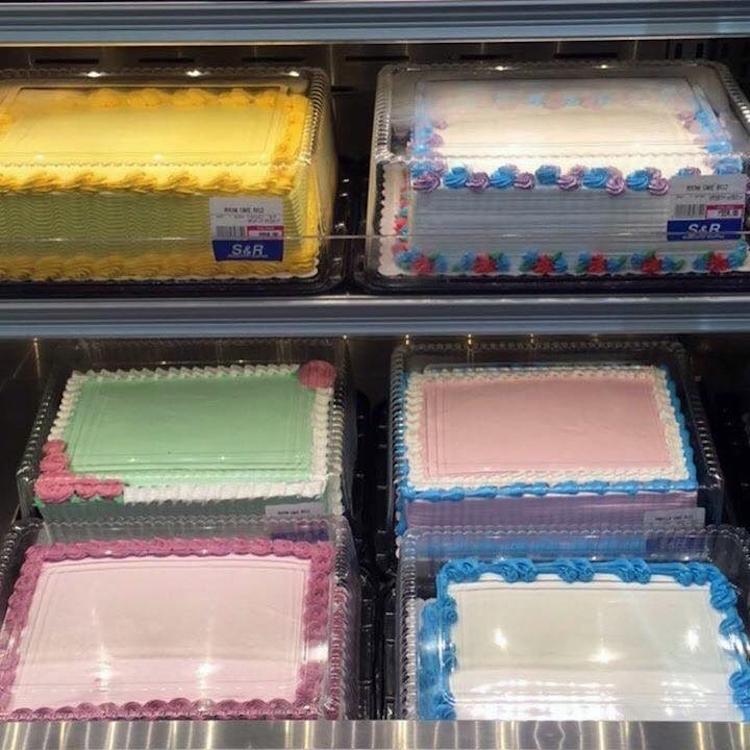 S&R Cakes