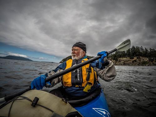 Solstice Selfie Paddle on Bellingham Bay-11