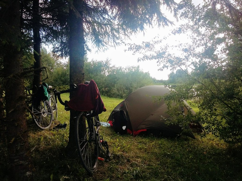 pyörällä euroopassa