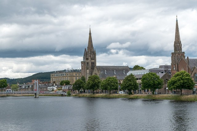 Things to do in Inverness - the River Ness
