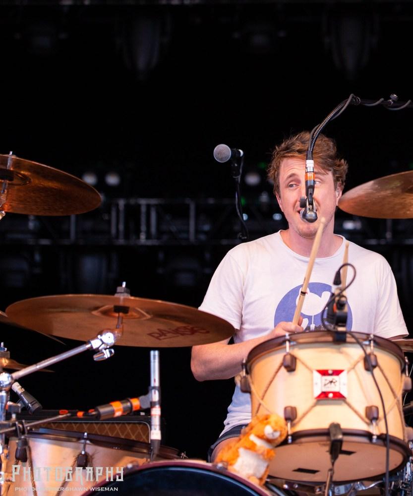 Weezer - The Pixies - The Wombats - Riverbend Music Center Cincinnati, OH - 7/6/2018