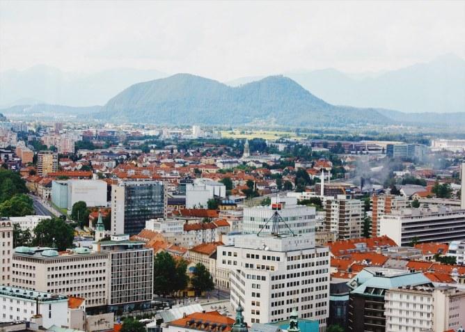 Eurooppa kaupunkiloma