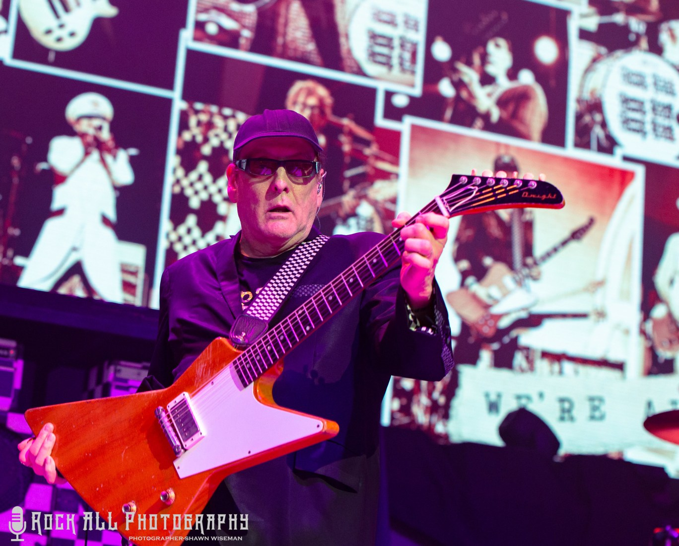 Cheap Trick - Riverbend Music Center - Cincinnati, Ohio - June 2018
