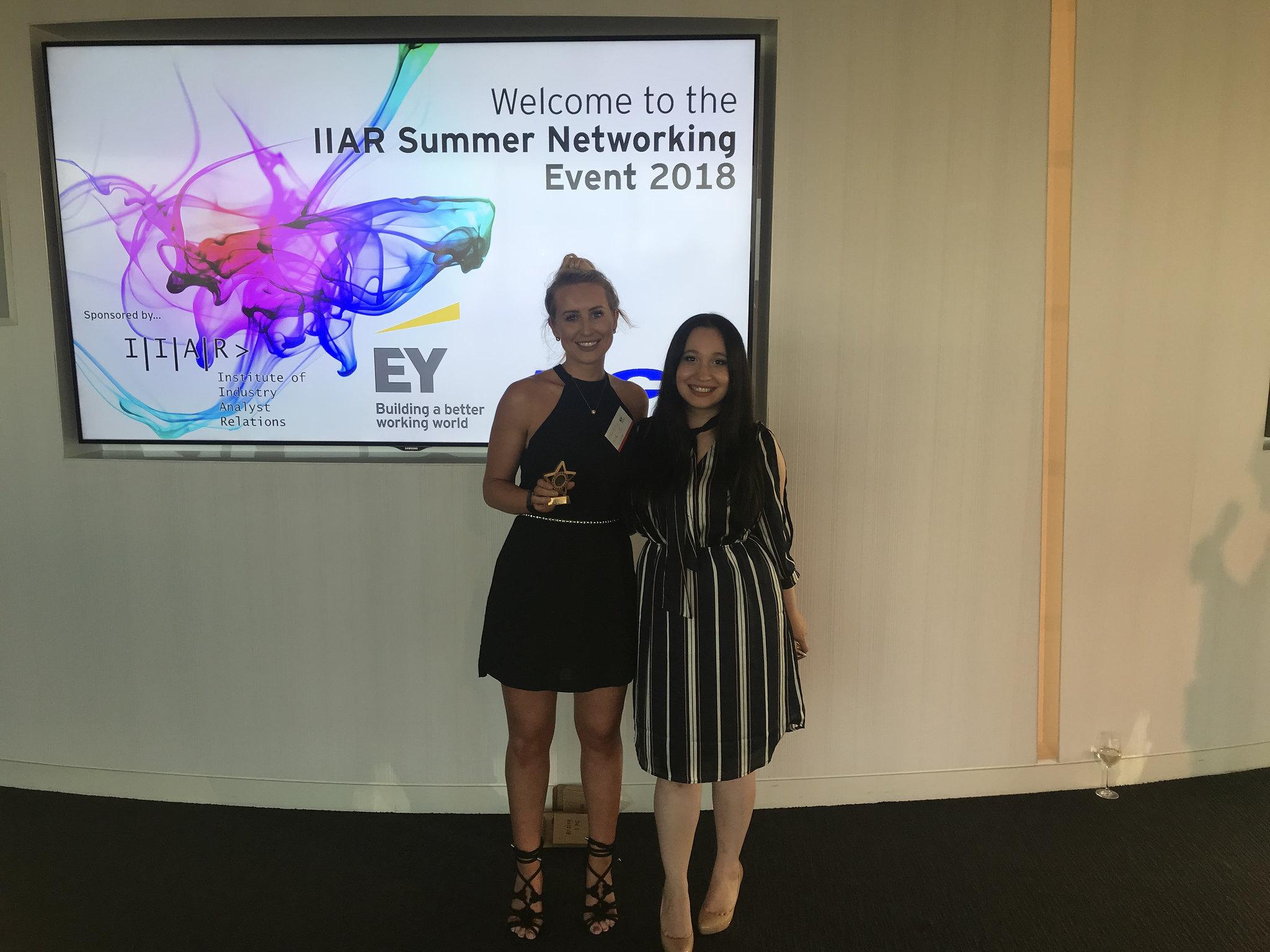 IIAR London Summer Networking Event - July 2018