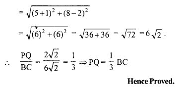 Selina Concise Mathematics Class 10 ICSE Solutions Chapter 13 Section and Mid-Point Formula Ex 13A 19.2
