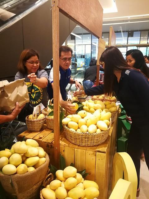 Guimaras mangoes