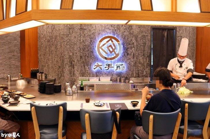 42472645234 e7f793395e b - 熱血採訪 大手前鐵板燒席前料理,雙人套餐價位划算,白飯熱湯飲料冰沙無限供應吃到飽