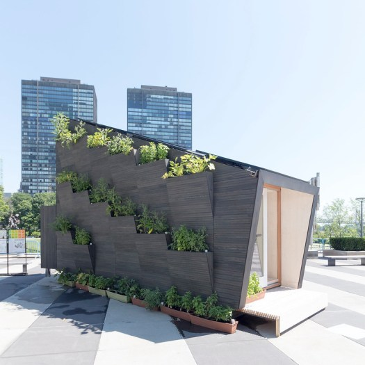 Ecological Living Module