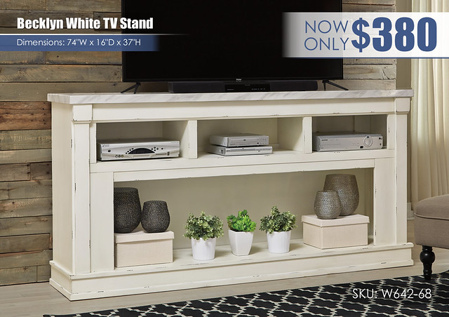Becklyn TV Stand_W642-68