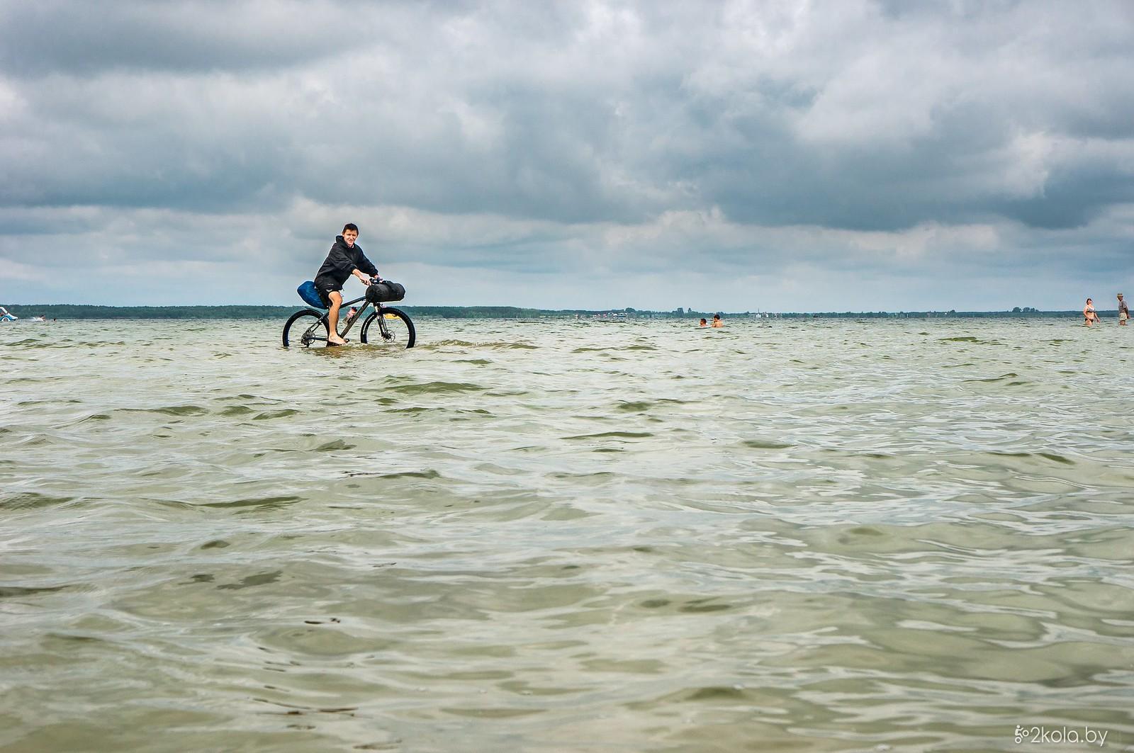 Велопоход Шацкие озёра 2018