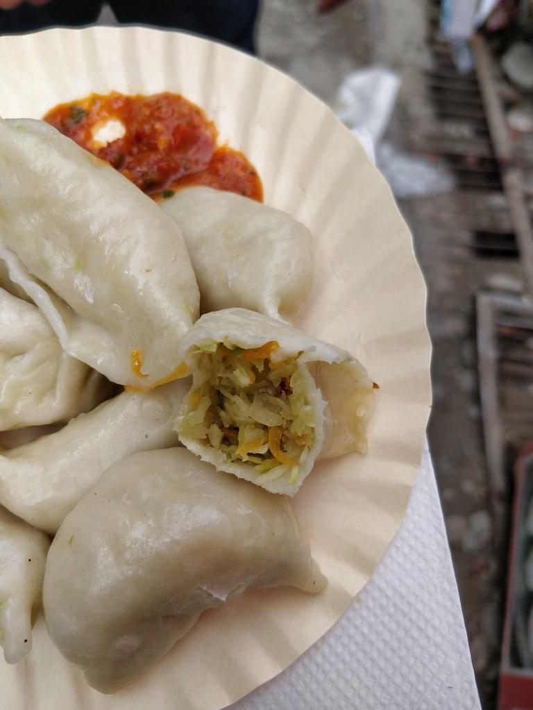 vegetarian momos mcleod ganj dharamshala india