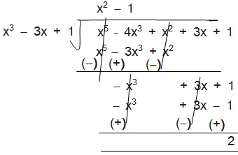 NCERT Books Solutions For Class 10 Maths Hindi Medium Chapter 2 Polynomial 2.3 31