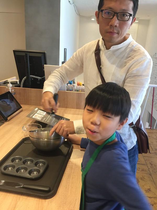 亞尼克蛋糕親子DIY