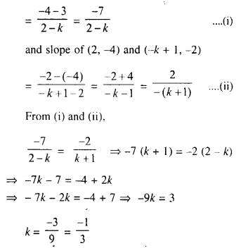 Selina Concise Mathematics Class 10 ICSE Solutions Chapter 14 Equation of a Line Ex 14B 19