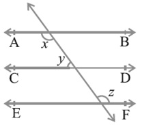 Lines and Angles Maths Solutions For Class 9 NCERT Hindi Medium 6.2 2