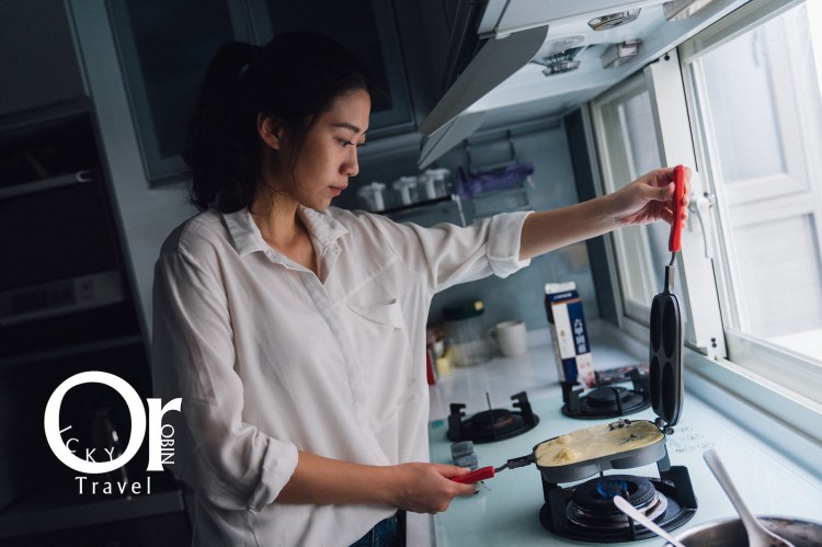 DIY甜點 自製鬆餅車輪餅鯛魚燒、造型模具烤盤、日本珍珠金屬輕巧不沾,人人都可以輕鬆變大廚