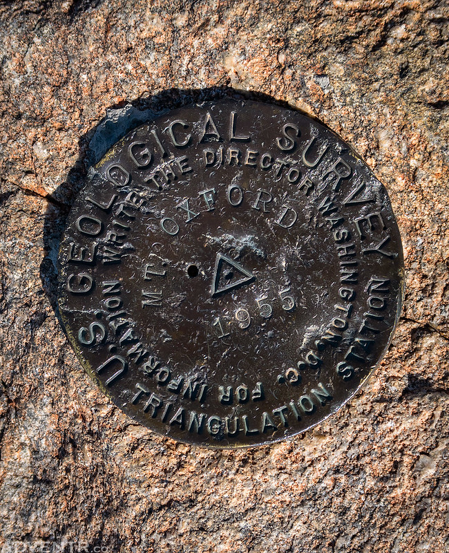 Mount Oxford Benchmark