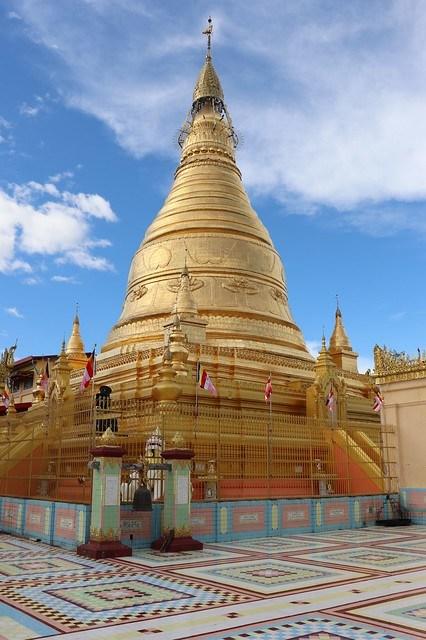 antiguas capitales de Myanmar