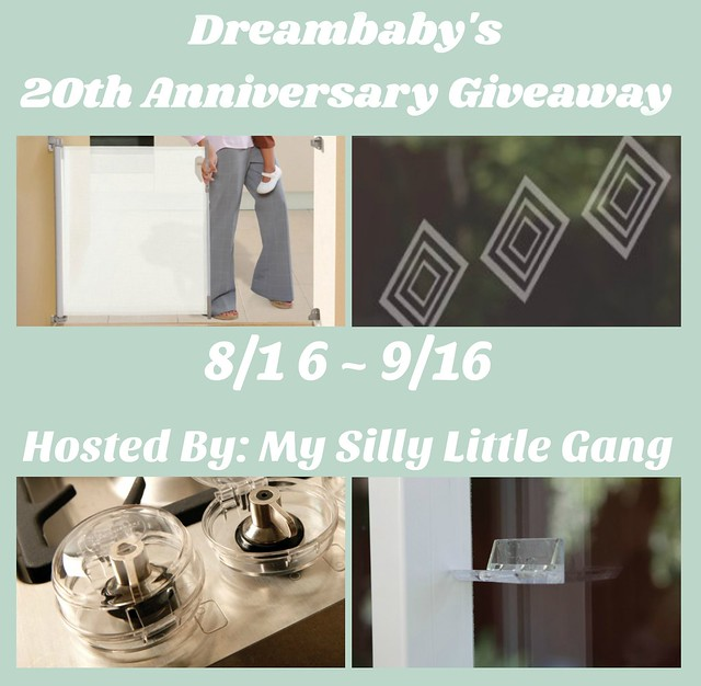 Dreambaby's 20th Anniversary Giveaway