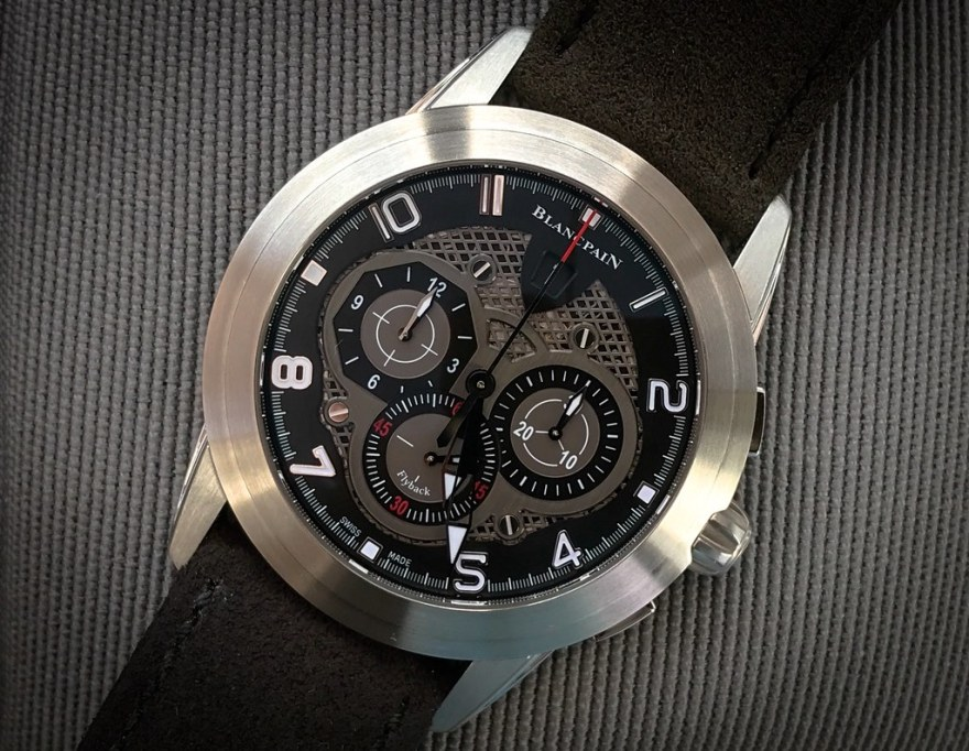 Blancpain L'Evolution Chronographe Flyback