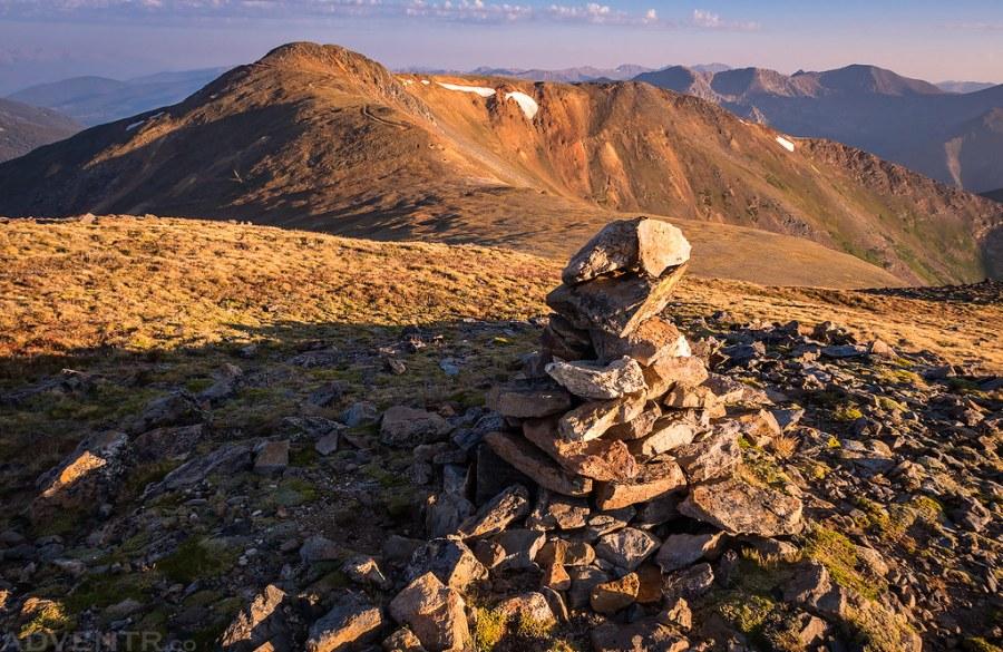 Sullivan Mountain Summit
