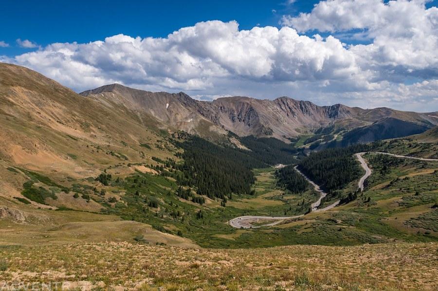 Loveland Pass Road