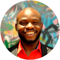 Chris Mukasa @ChrisMukasa  Founder of Fatuma's Voice @FatumasVoice - Youth: From Passion to Action: