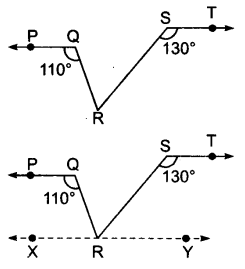UP Board Solutions for Class 9 Maths Chapter 6 Lines and Angles 6.2 4