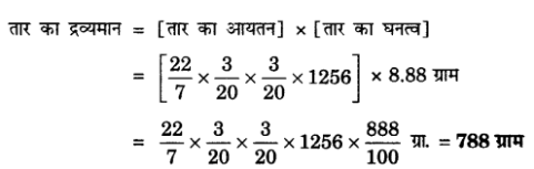 UP Board Solutions for Class 10 Maths Chapter 13 Surface Areas and Volumes page 283 1.1
