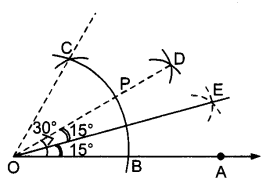 UP Board Solutions for Class 9 Maths Chapter 11 Constructions 11.1 3.2