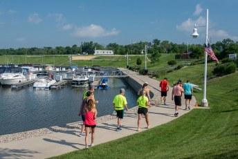 Park Run - Heritage Harbor