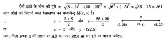 UP Board Solutions for Class 10 Maths Chapter 7 page 183 3.2