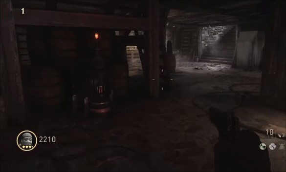Call of Duty WW2 Zombies The Tortured Path - Pack a Punch