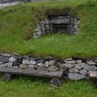 Bench at Nyholmen Skanse