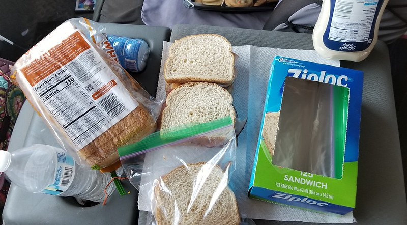 sandwiches on the go