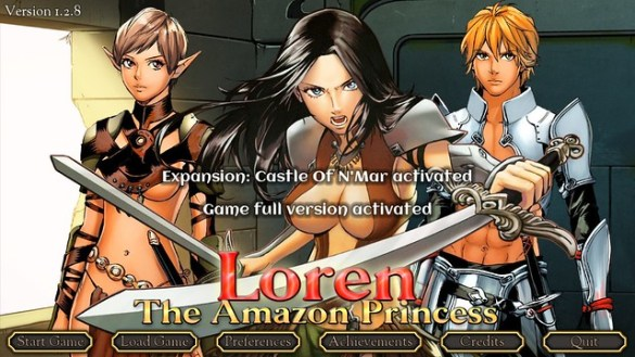 Loren The Amazon Princess - Uncensored Successfully