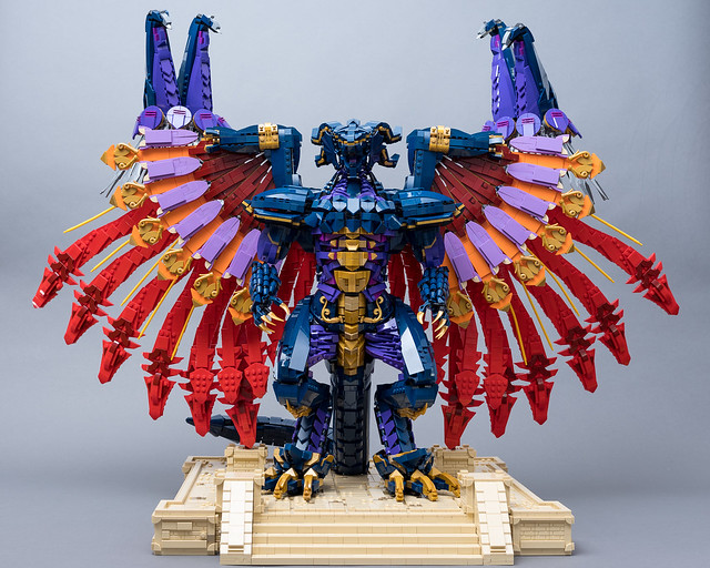 Bahamut (from Final Fantasy X)