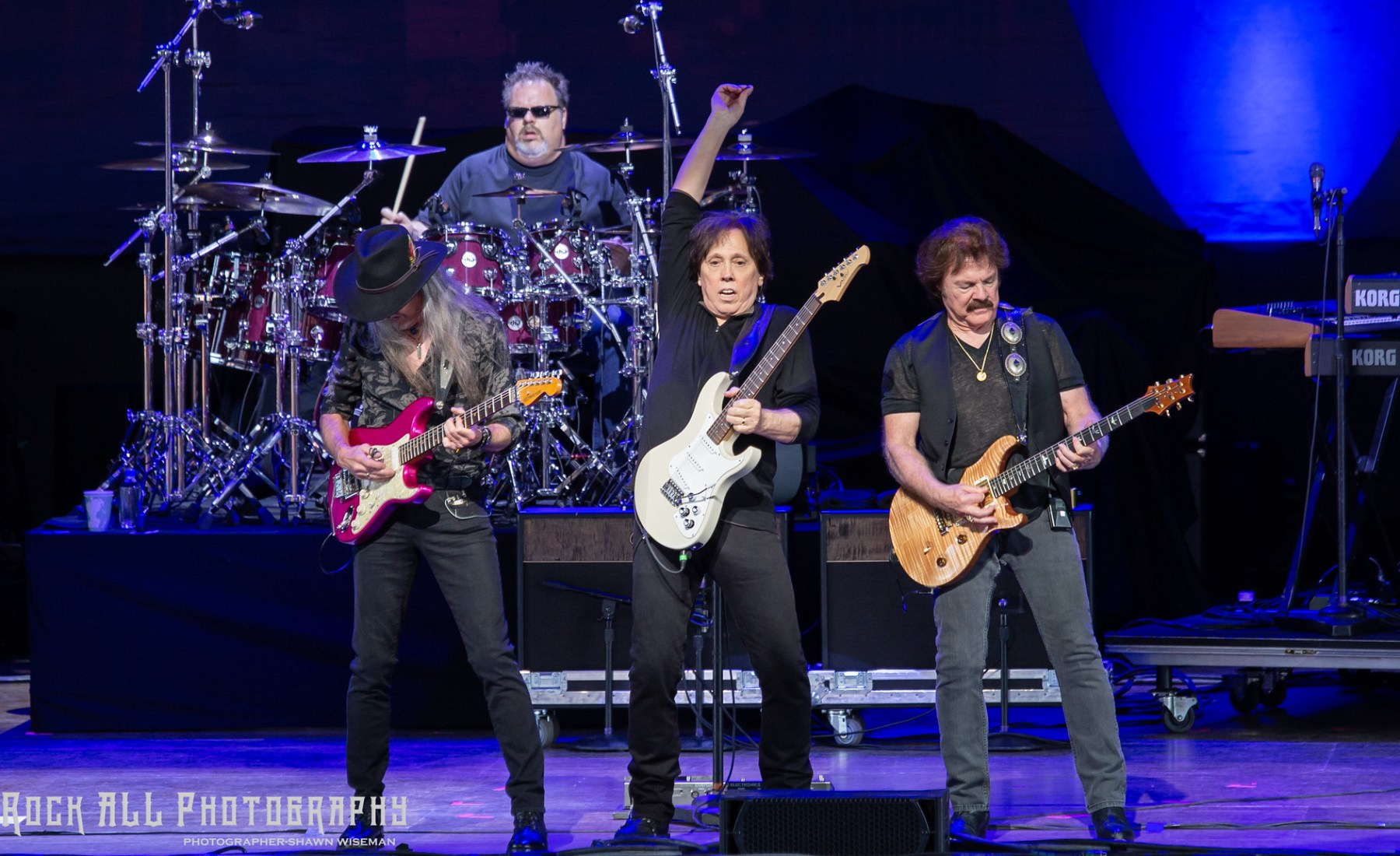 Doobie Brothers - Riverbend Music Center Cincinnati, OH - 6/27/18