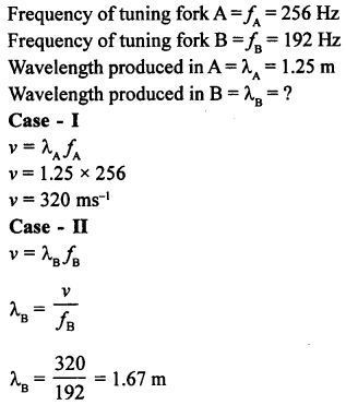 A New Approach to ICSE Physics Part 1 Class 9 Solutions Sound 12.1