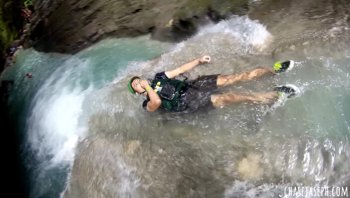 Canyoneering in Cebu - Wet and Wild! (Travel Guide)
