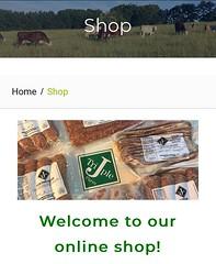 A new way to shop! Visit https://ift.tt/2uMCLPm to learn more. #healthyeating #farmtotable #familyfarm #triplejfarmsc