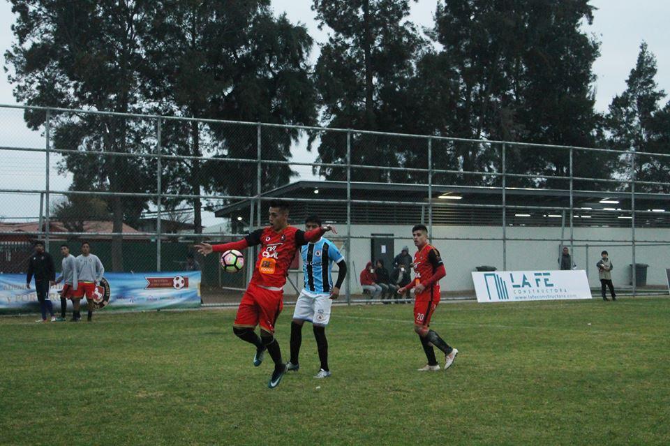 Deportes Limache 3-2 Rancagua Sur