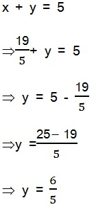 NCERT Solutions for Class 10 Maths Chapter 3 Pairs of Linear Equations in Two Variables (Hindi Medium) 3.2 59
