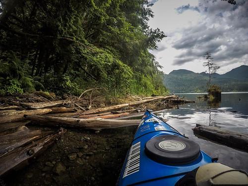 Kayaking on Baker Lake-148