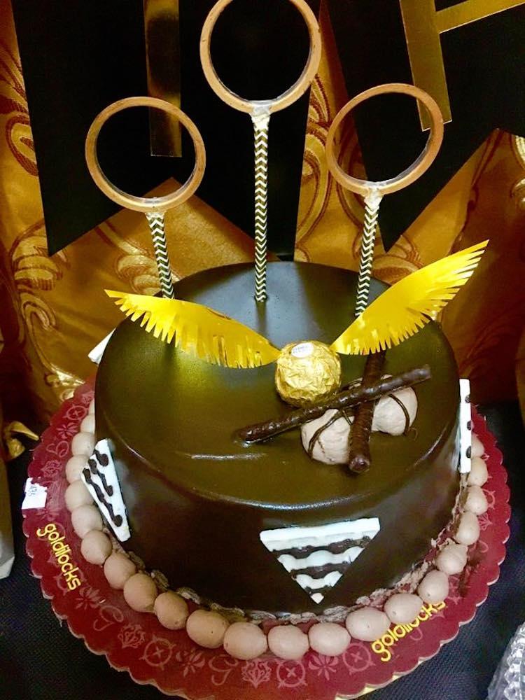 Goldilock's Chocolate Cakes