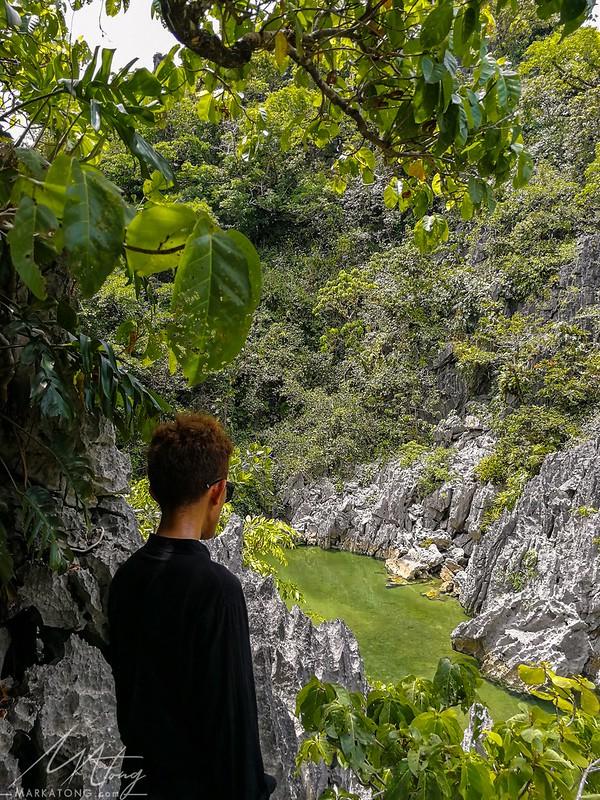 Matukad Island Secret Lagoon, Caramoan, Camarines Sur