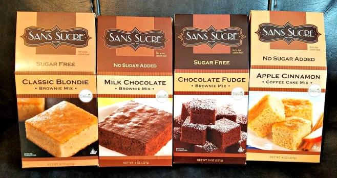 Sans Sucre ~ Simple, Delicious Sugar Free Baking Mixes