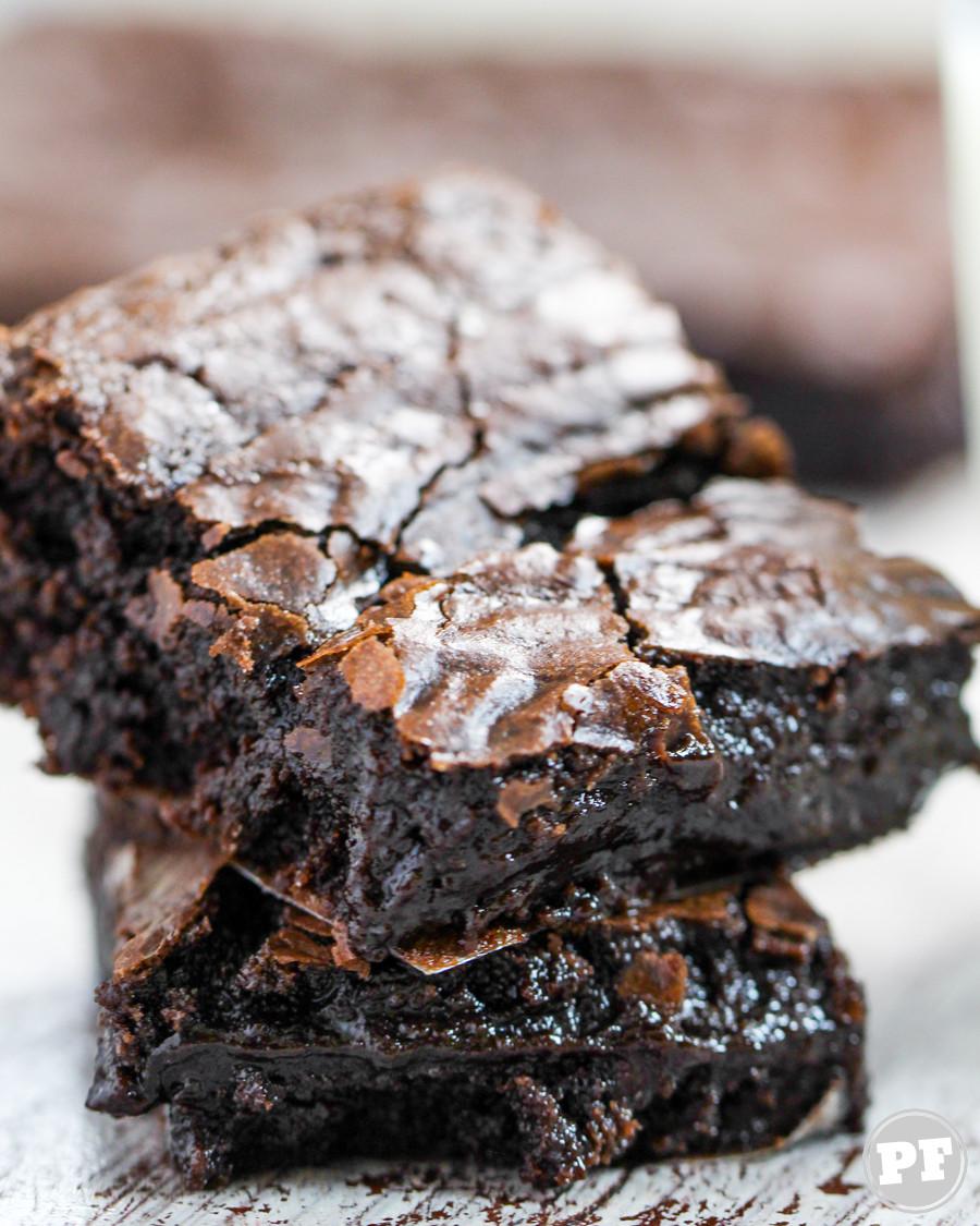 Brownie do Luiz por PratoFundo.com