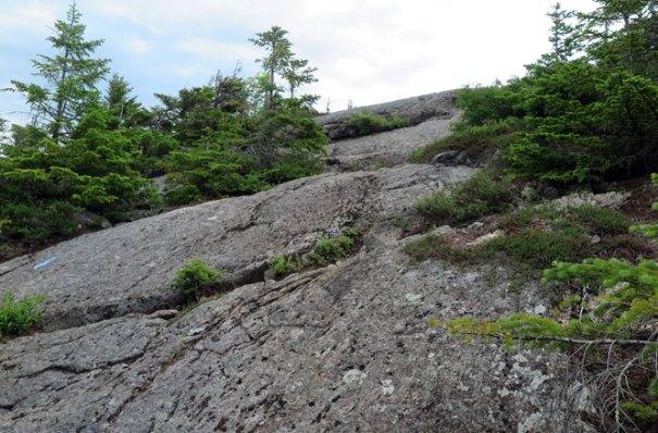 Bigelow Range Trail Summit Scramble
