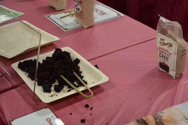 Bob's Red Mill chocolate cake mix